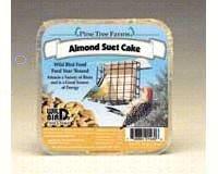 Almond Suet Cake - 12 oz Almond Suet Cake