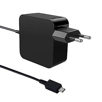 New Pow 33W 19V 1.75A Laptop AC Adapter Cargador de Corriente para ASUS Eeebook X205 X205T X205TA X206HA R206SA E200 E200H E200HA E202SA L202SA E205SA ...
