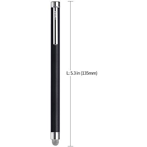 Thin stylus pens for touch screens with prime