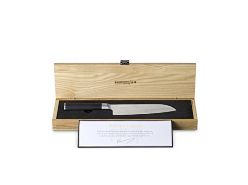 Kamikoto 7in. Santoku Chef Knife by Kamikoto