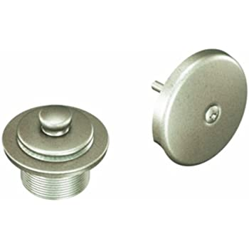 Moen T90331an Tub Drain Kit With Push N Lock Drain