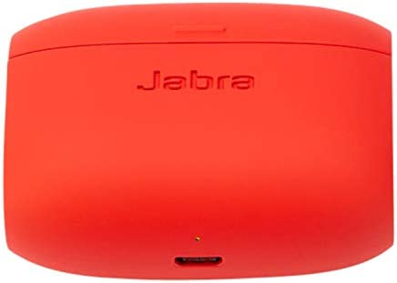c9832395317 Jabra Elite Active 65t Replacement Charging Case - Red 100-68600001-00