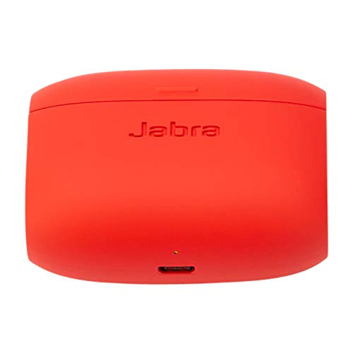 Jabra Elite Active 65t Replacement Charging Case - Red 100-68600001-00