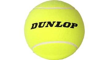 Dunlop - Pelota de tenis (tamaño gigante)
