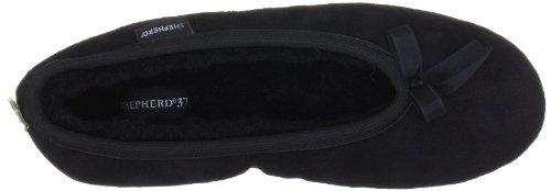 Pantofole 1208 Nero 10 SAGA Shepherd Black donna wEq5x04RC