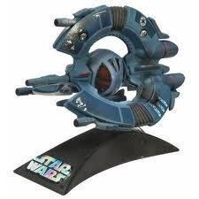 Titanium Series Star Wars Droid Tri-Fighter ()