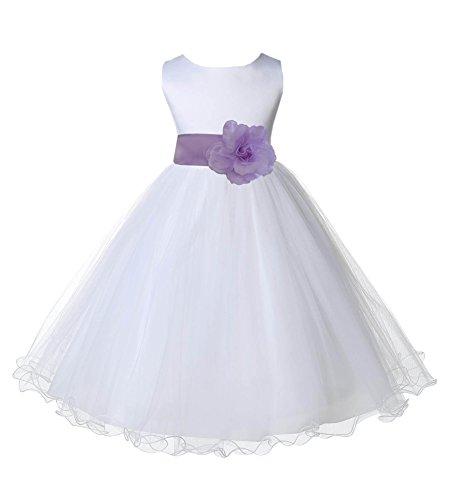 back bow dress - 9