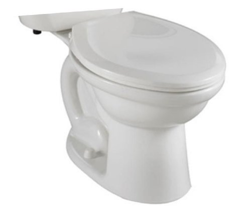 Colony Fit Right Toilet - American Standard 3189.016.020 Colony FitRight Elongated Toilet Bowl, White (Bowl Only)