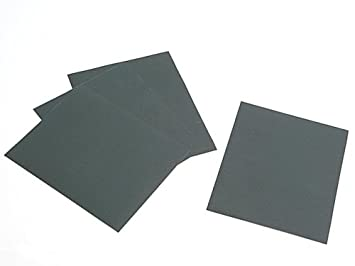 Englisch Abrasives 207 4 Wetdry Bettlaken Papier 9 X 11 Grob