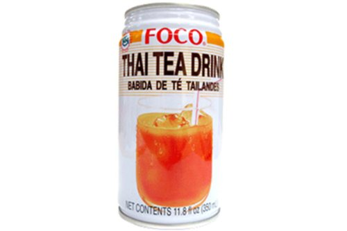 Foco Thai Tea Drink 11.8oz