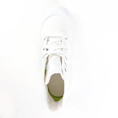 Palladium Pampa Silver Altas 92352 Mujer Hi dull 912 white Zapatillas White Para rrwAqOTF