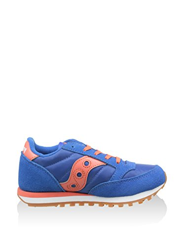 Jazz Girls Saucony Fille Originals Original Kids Chaussures Bleu Corail q4xF5Hxt