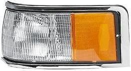 1990 - 1994 Lincoln Towncar Driver Cornerlamp Cornerlight (No Emblem / Logo) NEW FOVY15A201B FO2550131 ()