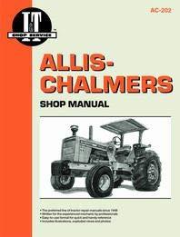 Allis Chalmers 200 Tractor Service Manual (IT Shop) by Jensales