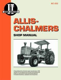 - Allis Chalmers 210 Tractor Service Manual (IT Shop)