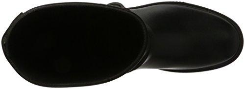 Bottes Mid Noir De Bottines noir Femme Pluie amp; Macadames Aigle 4xq8ww6