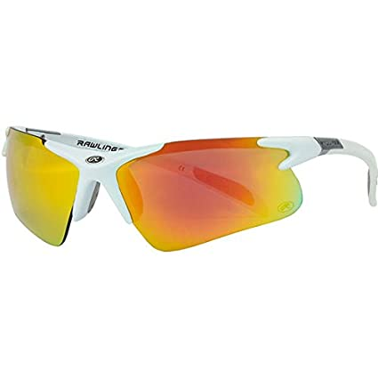 ec4d1294b23 Amazon.com  Rawlings 3 Men s Adult Baseball Softball Sport Sunglasses  Cycling Fitness  Sports   Outdoors