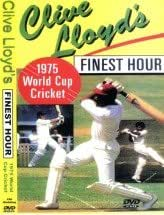 Clive Lloyds Finest Hour-1975 Cricket World Cup Final