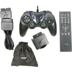 Playstation 2 Starter Kit Turbo Shock (Intec Starter Kit)
