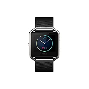 Fitbit Blaze Watch + HR Monitor Black, S