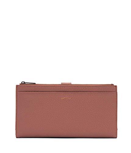 Matt & Nat Motiv Large Handbag, Dwell Wallets Collection, Clay (Brown)