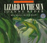 Lizard in the Sun (Just for a Day Book)