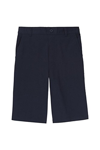 French Toast Big Boys' Pull-on Short, Navy, 10 French Toast Boys Shorts