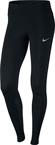 Nike Women's Power Epic Run Tight - X-Large - Black