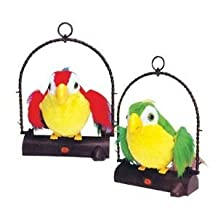 Talking Repeat Parrot - Imitating Toy for kids