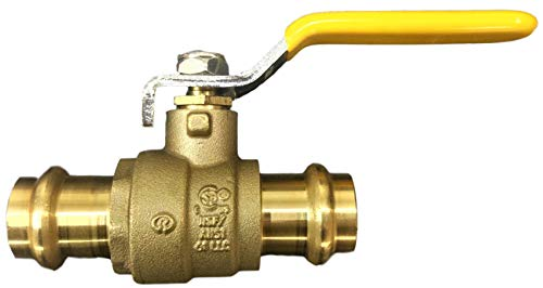 "3/4"" Propress Brass Ball Valve (1 pc) Lead Free"