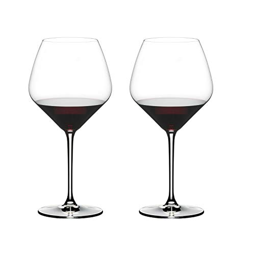 (Riedel 4441/07 Extreme Pinot Noir Glass Set of 2 Clear)