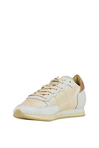 Philippe Model Zapatillas Para Mujer Dorado Marrón It - Marke Größe
