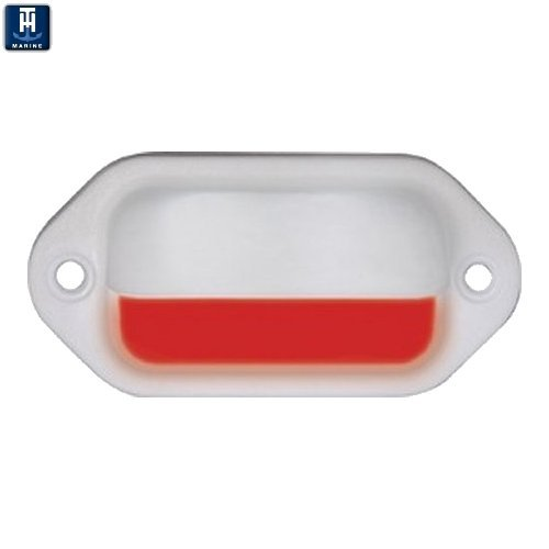 White//Red TH Marine LED-51818-DP Companion Way Light