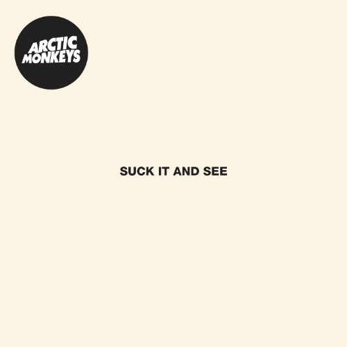 Arctic Monkeys – Suck It and See (2011) [FLAC]