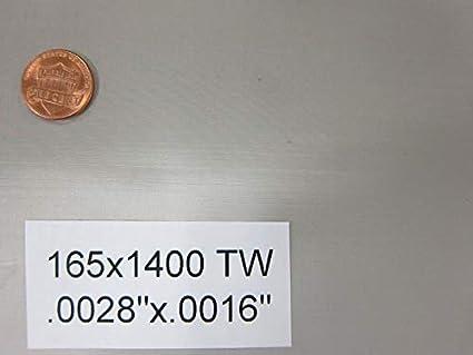 Amazon.com: RG Wire MESH 165x1400 malla trenzada .0028