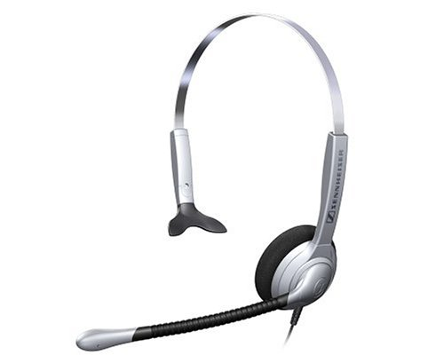 Micro Innovations Lightweight Headset (Sennheiser  SH330 Monaural Headset with Microphone)