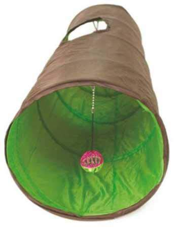 - Ware Manufacturing Nylon Fun Tunnel for Cats, Length 53