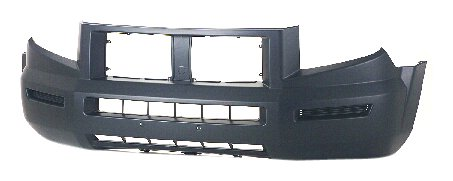 Partslink Number HO1000232 OE Replacement Honda Ridgeline Front Bumper Cover