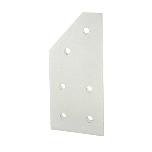 80/20 Inc., 4345, 15 Series, 6-Hole 45 Degree Angle Joining (4345 Series)