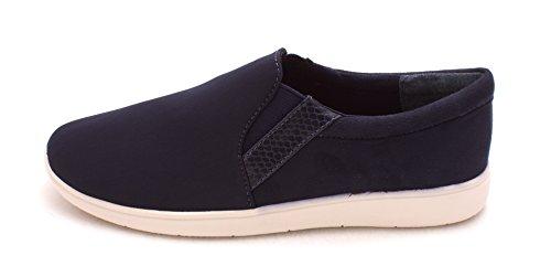 Alfani Frauen Tesla Fashion Sneaker Blue/Navy