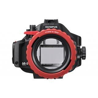 Olympus PT-EP06 Carcasa submarina para cámara: Amazon.es: Electrónica
