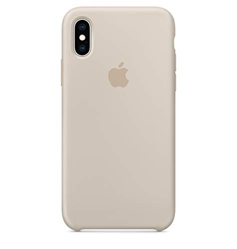 BigMike Compatible for iPhone Xs Case, Liquid Silicone Gel Rubber Shockproof Case Soft Microfiber Cloth Lining Cushion Compatible with iPhone Xs (5.8