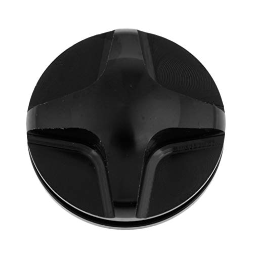 Prettyia Portable Fork Cover Front Gas Shoulder Caps for Mountain Road Bike Bicycle Parts - Black