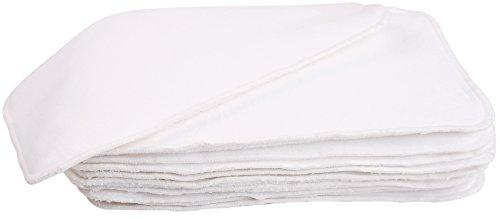 Wegreeco Dog Diaper Pads - Bundle of 10 - (Male Large,7