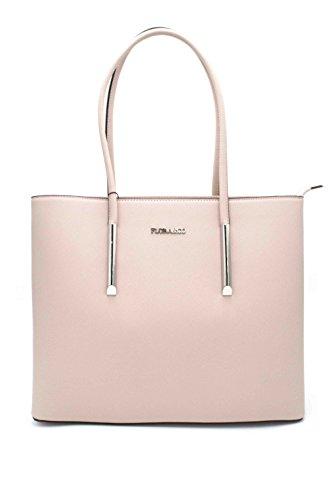 Flora & Co by Nanucci - Bolso de asas de Material Sintético para mujer rosa claro