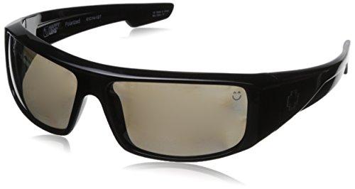 Spy Optic Logan Polarized Wrap Sunglasses, 60 mm - Logan Spy Sunglasses