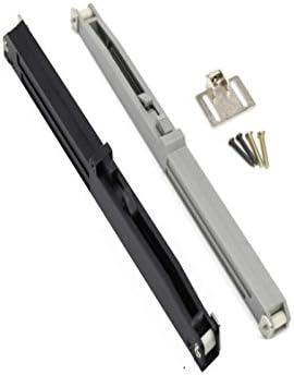 Kasuki Mayitr - Amortiguador deslizante de puerta con mecanismo de cierre suave para puertas correderas de madera de granero: Amazon.es: Bricolaje y herramientas