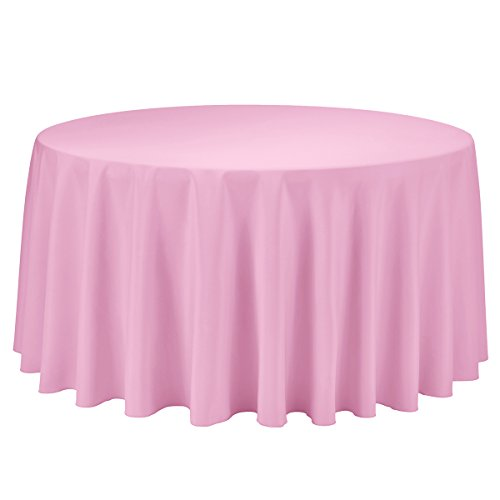 Remedios 108 inch Round Polyester Tablecloth
