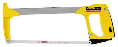(Stanley 15-113 12-Inch High Tension Hacksaw)