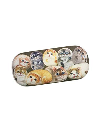 Cat Eyeglass Case /